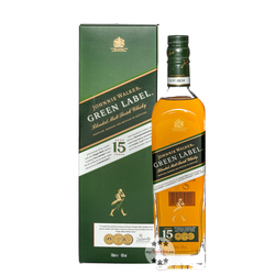 Johnnie Walker Green Label Whisky