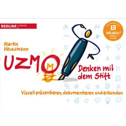 UZMO - Denken mit dem Stift als Buch von Martin Haussmann