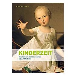 Kinderzeit - Buch