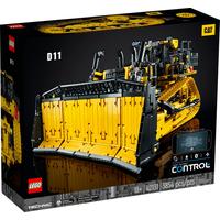 Lego Technic Appgesteuerter Cat D11 Bulldozer 42131