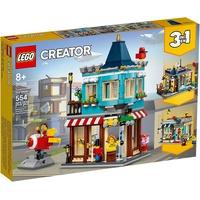 Lego Creator Spielzeugladen im Stadthaus