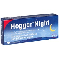 Ladival HOGGAR Night Tabletten
