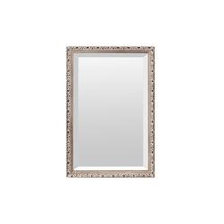 Spiegelprofi Holzrahmenspiegel Sarina in Bronze-Optik, 40 x 60 cm