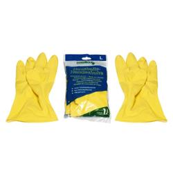 Meiko Latex Handschuhe, 100% Naturkautschuk, Größe: L
