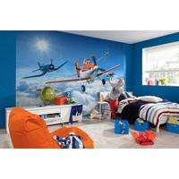 KOMAR Fototapete Planes Above the Clouds 368 x 254 cm