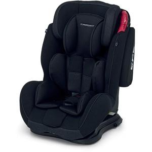 Foppapedretti Dinamyk 9-36 Kindersitz fürs Auto, Gruppe 1/2/3, 9-36 kg, für Kinder von 9 Monaten bis 12 Jahren, Carbon