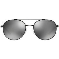 Michael Kors Lon MK1021 11696G black/gunmetal mirrored