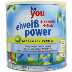 For you Eiweiß Power Vanille