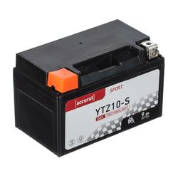 Accurat Sport GEL YTZ10-S Motorradbatterie 9Ah 12V (DIN 50922) YG10ZS YT10B-4