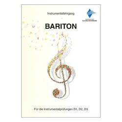 Instrumentallehrgang D1 D2 D3 Bariton Praxisheft