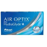 Alcon Air Optix plus HydraGlyde 6 St. / 8.60 BC / 14.20 DIA / -10.50 DPT
