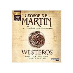 Westeros  3 MP3-CDs - Hörbuch