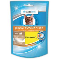 BOGADENT DENTAL ENZYME Chips Katze 50 g