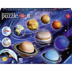 Ravensburger 3D Puzzle - Planetensystem