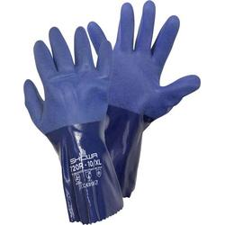 Showa 4706 XL 720R Gr. XL Nylon, Nitril Chemiekalienhandschuh Größe (Handschuhe): 10, XL EN 388 ,