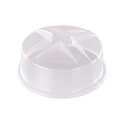 Xavax Mikrowellenbehälter S-Capo, Kunststoff, Abdeckhaube/ Spritzschutz