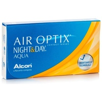 Alcon Air Optix Night & Day Aqua 6 St. / 8.40 BC / 13.80 DIA / -1.00 DPT