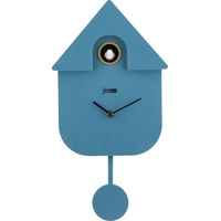 Home Affaire Wanduhr blau
