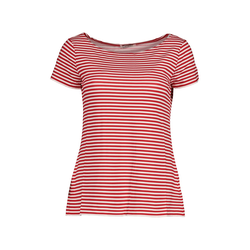 Lavard Rote Bluse in Streifen-Optik 83945  42