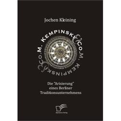 M. Kempinski & Co. als Buch von Jochen Kleining
