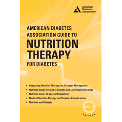 American Diabetes Association Guide to Nutrition Therapy for Diabetes: eBook von