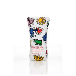 Tenga Masturbator Keith Haring Soft Tube Cup