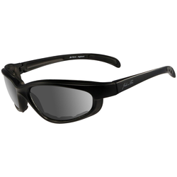 John Doe Highland Photochromic Sonnenbrille, schwarz