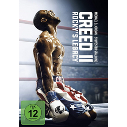 DVD Creed 2: Rockys Legacy USK: 12