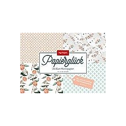 Papierglück - Design Pastell, Motivpapier
