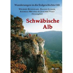 Schwäbische Alb als Buch von