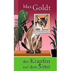 Der Krapfen auf dem Sims. Max Goldt  - Buch