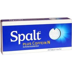 Spalt plus Coffein N