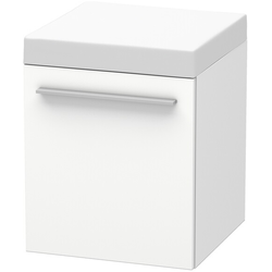 Duravit Rollcontainer X-LARGE 400 x 400 x 510 mm weiss matt
