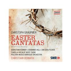 Hübner/Hill/Bonath/Pulchra Musica Baroque Orch. - Easter Cantatas (CD)