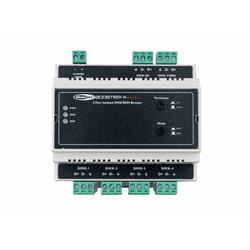 Showtec Booster-4 Install DMX Booster