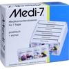 Hans-H Hasbargen GmbH & Co KG Medi-7 Medikamentendosierer für 7 Tage