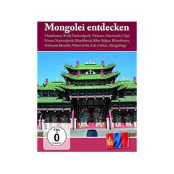 Mongolei entdecken DVD