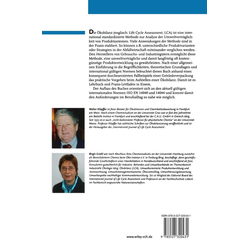 Ökobilanz (LCA) als Buch von Walter Klöpffer/ Birgit Grahl