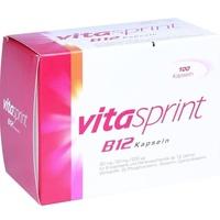 Pfizer Vitasprint B12 Kapseln 100 St.