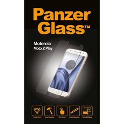 PanzerGlass Folie PanzerGlass Lenovo Moto Z Play weiß