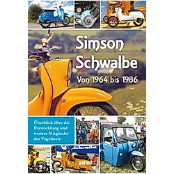 Simson Schwalbe - Buch