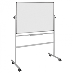 Zweiseitiges keramik-whiteboard, 1800 x 1200 mm