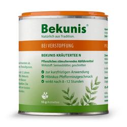 BEKUNIS Kräutertee N und Dosierlöffel 55 g