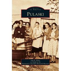Pulaski als Buch von John B. White