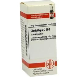 CIMICIFUGA C 200 Globuli 10 g
