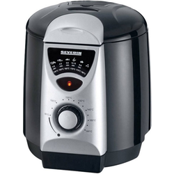 Severin Fritteuse Fondue-Fritteuse FR 2408, 840 W