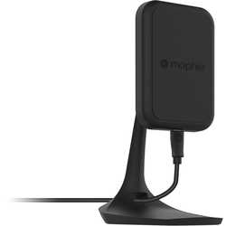 Mophie Lader harge Force Desk Mount wireless Charging schwarz