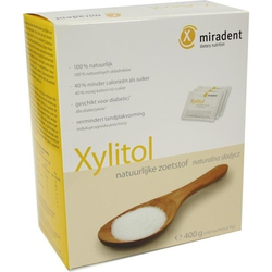 miradent Xylitol Pulver Sachets
