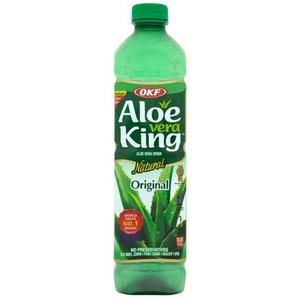 6 x 0,5L Aloe Vera King Original OKF  incl. 1,5 Euro Mehrwegpfand