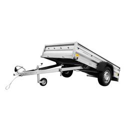 PKW-Anhänger 236x125 Garden Trailer 236 Unitrailer 750 KG mit Stützrad